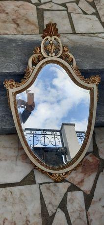Credencia e Espelho Vintage