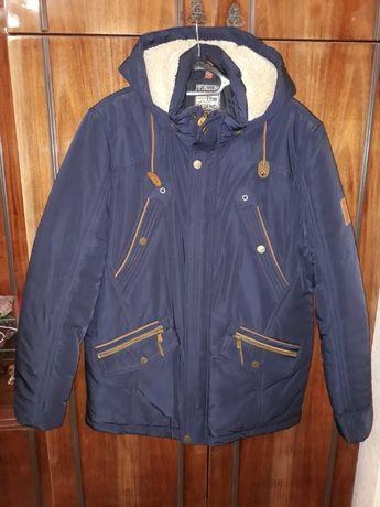 Продам новую мужскую зимнюю куртку