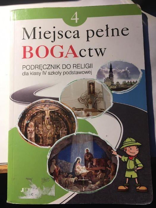 Miejsce pełne BOGActw - podręcznik do religii do kl. IV Warszawa - image 1