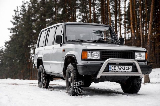 Isuzu Trooper 2.2 TD Long