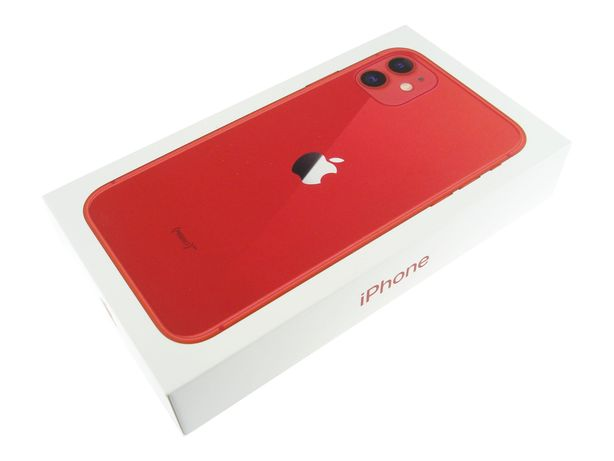 100% NOWY iPHONE 11 64GB RED Zielona Góra  #2450zł#