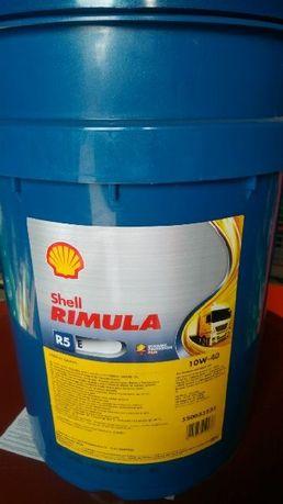 Olej Shell Rimula R5E 10W40 20 Litrów