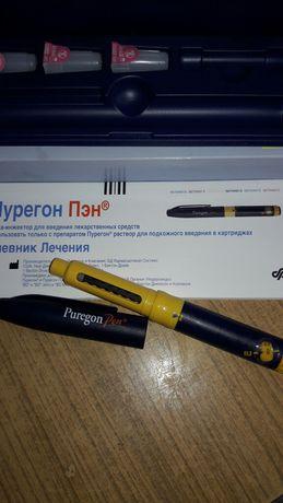 Счастливая ручка Пурегон Пэн ручка инжектор