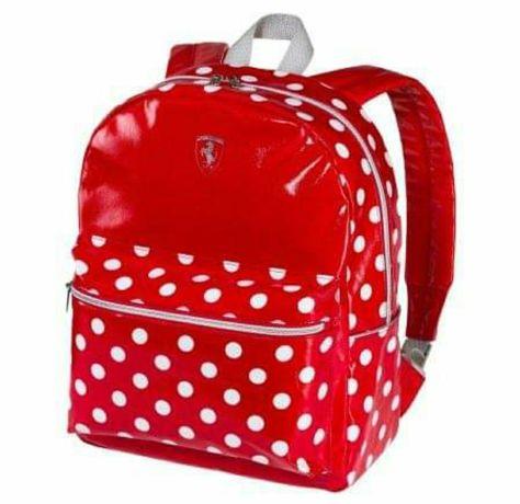 Рюкзак Ferrari для девочек