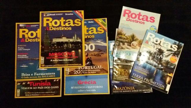 Revista Rotas & Destinos