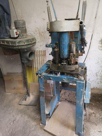 Maszyna maszynka tokarka do kólek karniszowych karnisze z drewna