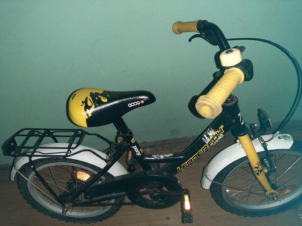 Rower BMX! Dzwonek,hamulce,błotniki,bagażnik!