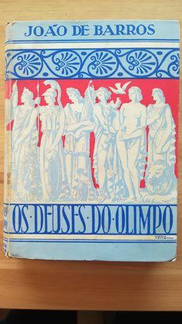 Os deuses do Olimpo, João de Barros