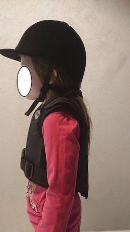 Kask do jazdy konnej dla dziecka. Atrakcyjna cena!