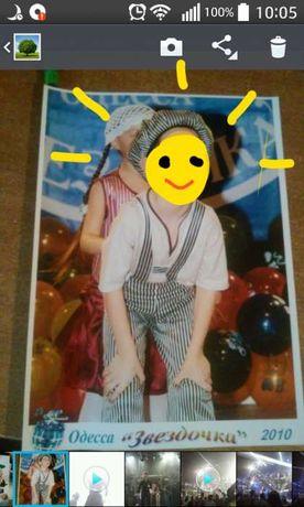 Костюм карнавальный украинский мальчик