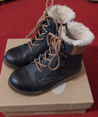 Buty zimowe dla chłopca