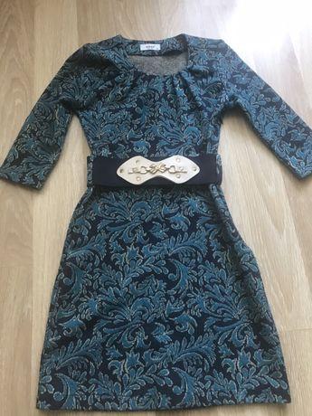 Платье на девочку 130см 9-10 лет.