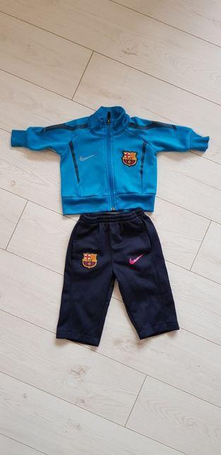 Dres niemowlęcy Nike FC Barcelona rozm. 62-68