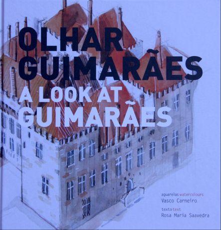 Olhar Guimarães (livro de ilustrações do pintor Vasco Carneiro)