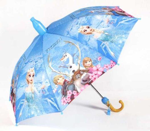 Детский зонтик Фроузен