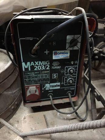 Maquina soldar maxmig 203/2