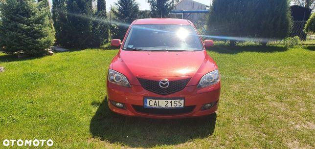 Mazda 3 Mazda 3 2.0 150 km srs 2005