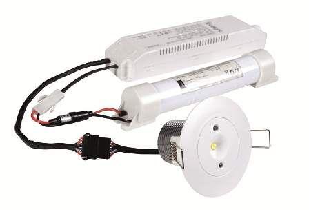 LED светильник для аварийного освещения INTELIGHT