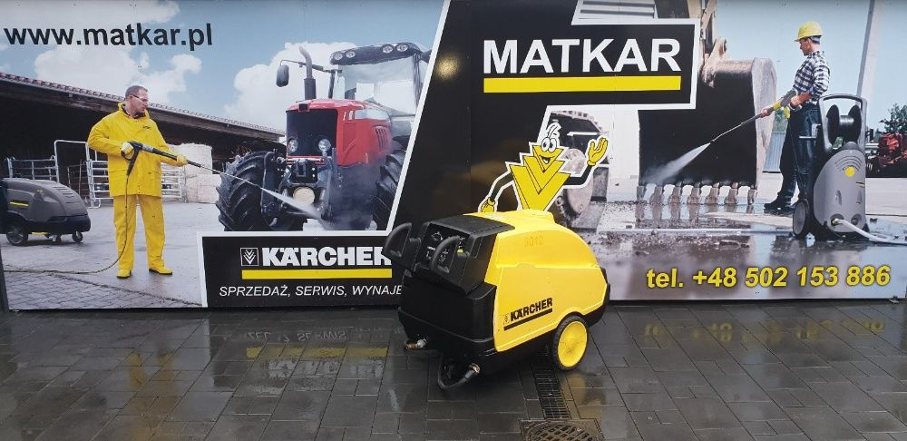 Myjka Karcher HDS 801 E 24 KW Odolanów - image 1