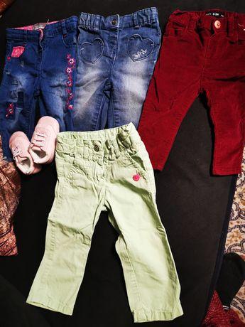 Детские джинсы от 6 месяцев