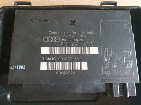 Sterownik Moduł Komfortu A4 b6 b7