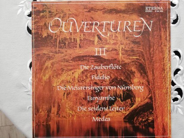 2-płytowy album z uwerturami do słynnych oper
