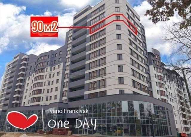 Простора квартира з супер плануванням, кухня 32м2, вул.Галицька