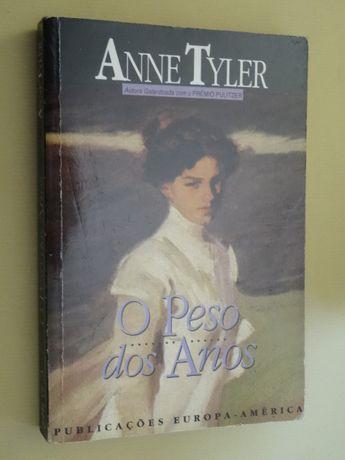 O Peso dos Anos de Anne Tyler