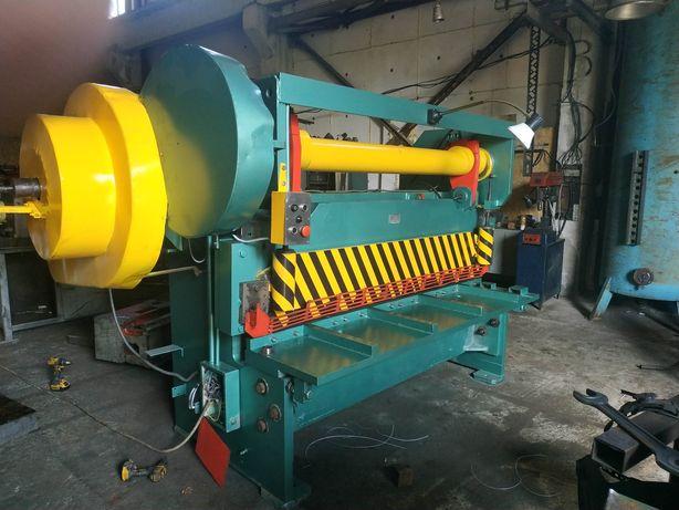 Капитальный ремонт гильотин,кузнечно прессового оборудования