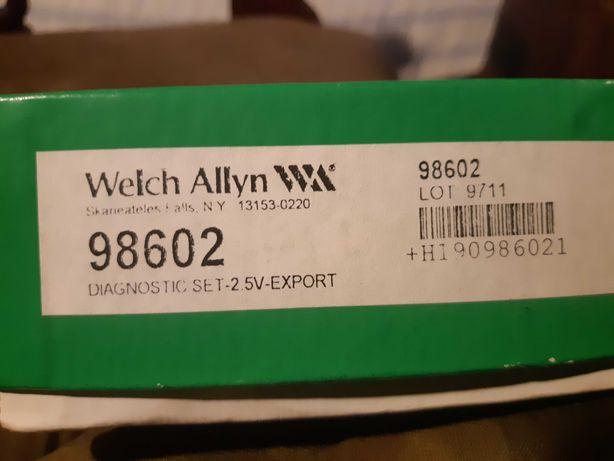 Welch Allyn  98602  medyczny diagnostyczny Nowy