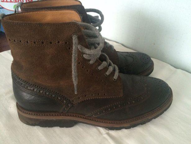 Оригинальные ботинки Brunello Cucinelli