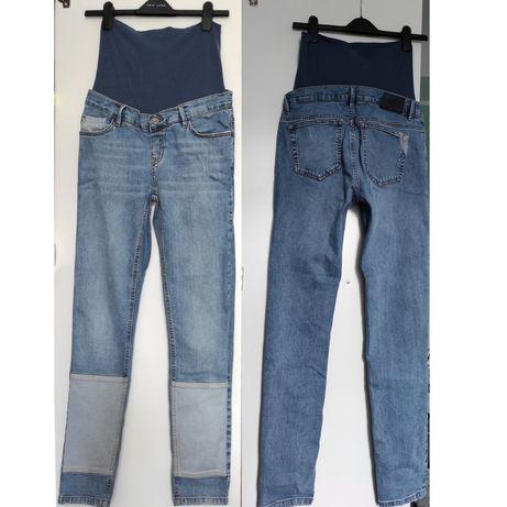 Spodnie jeansy ciążowe Noppies r 26/S