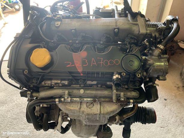 Motor 1.9jtd Fiat Doblo 223a7000
