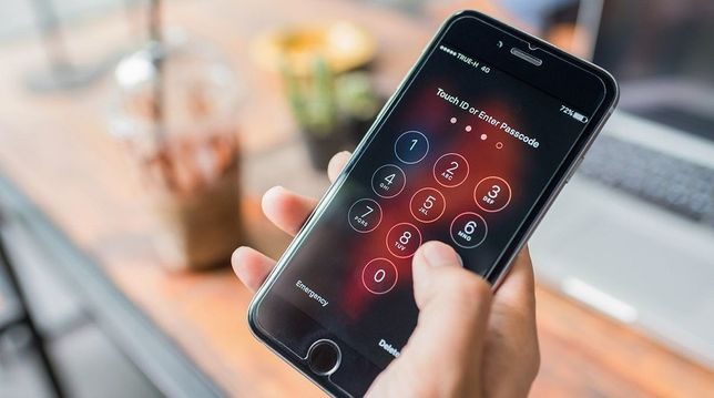 Разблокировка телефонов