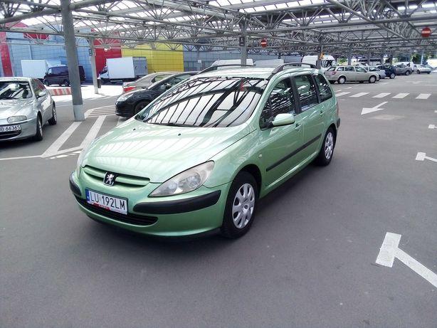 Peugeot 307, 1.6 Benzyna. Mozliwa Zamiana.