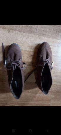 Nowe, damskie buciki na jesień i wiosnę 41