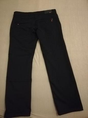 Męskie Eleganckie Spodnie