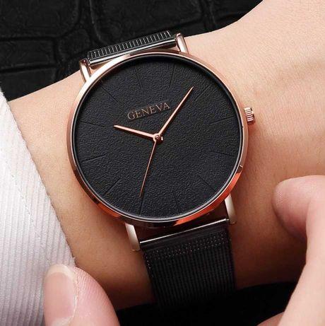 Женские металлические часы Geneva
