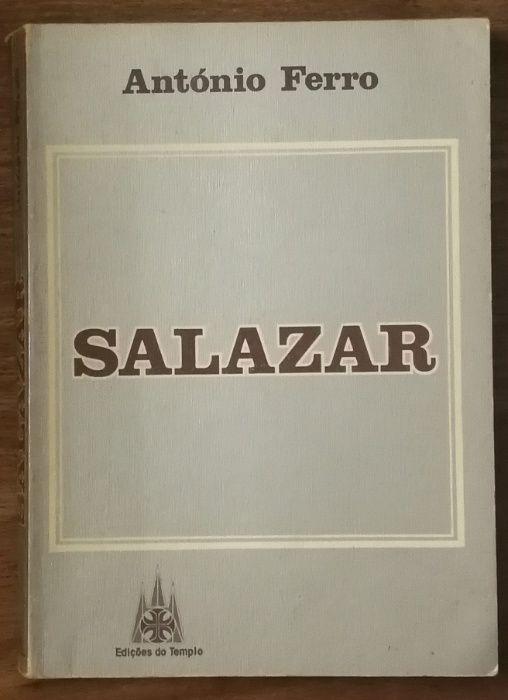 salazar, antónio ferro, edições do templo Estrela - imagem 1