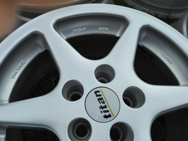 Alum Felgi Titan 5×100 .Opel Cena za komplet.
