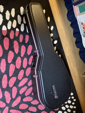 Estojo guitarra Ovation
