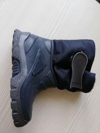 Zimowe obuwie chlopiece rozm 24