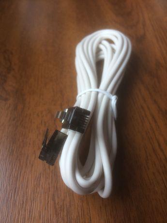 Kabel kabelek przewód telefonu stacjonarnego
