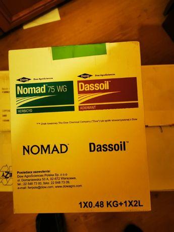 Nomad 75 WG 0.48 KG+Dassoil 2L