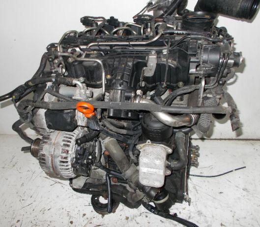 Мотор, двигун, двигатель 1.6 TDI CAY Passat B7; B6 Golf Skoda caddy
