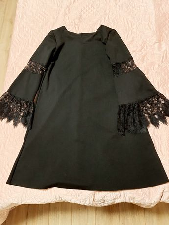 Коктейльна чорна сукня, нова.