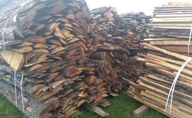 Drewno zrzyny dąb czerwony