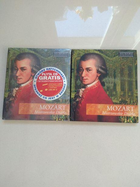 Płyty CD Mozart 2 szt
