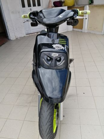 Yamaha bws como nova