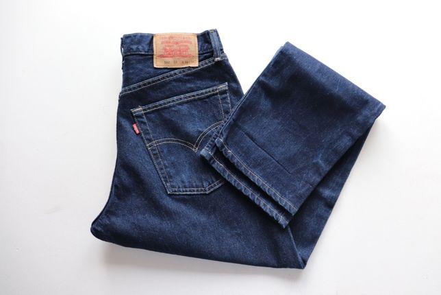 Spodnie męskie jeansy Levis 522 W33 L34. Stan idealny! Levi's